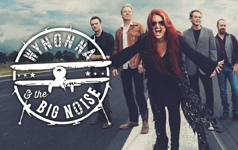 More Info for WYNONNA & THE BIG NOISE