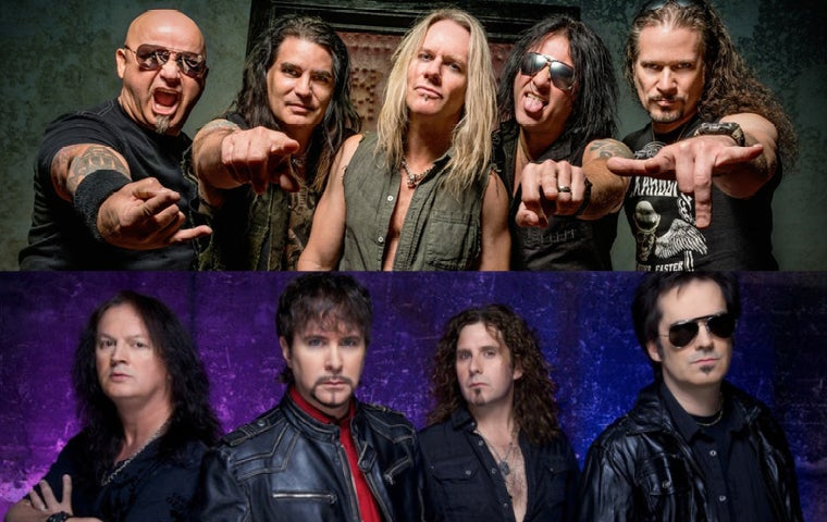 Warrant and Firehouse | TicketsWest