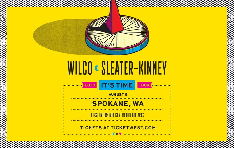 More Info for *RESCHEDULED* - Wilco + Sleater Kinney