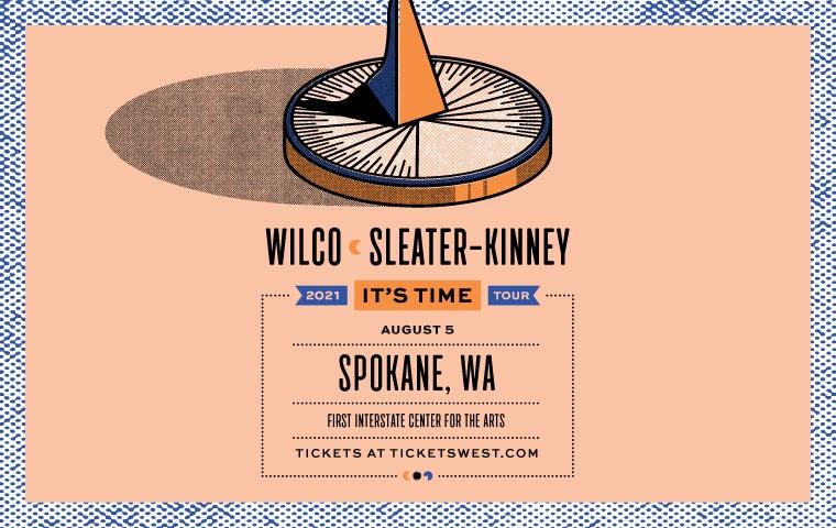 More Info for Wilco + Sleater Kinney