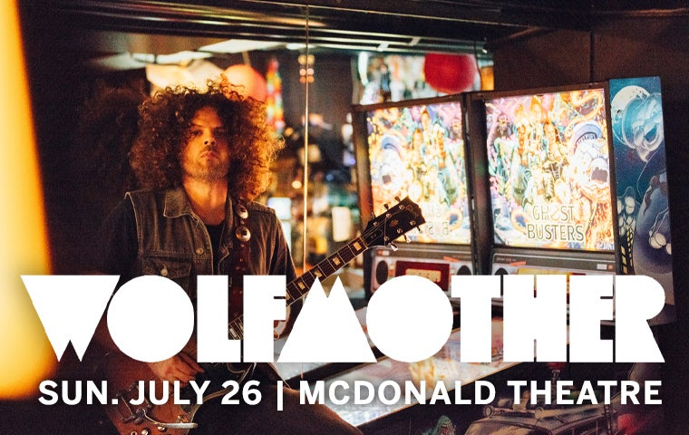 More Info for Wolfmother