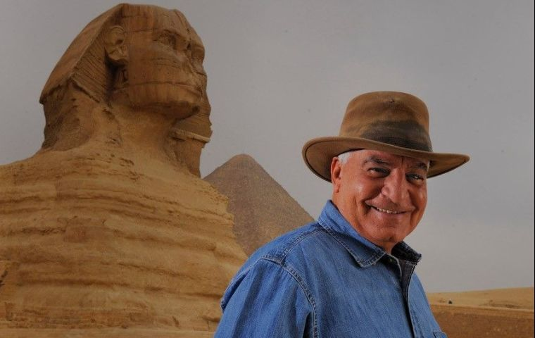 More Info for A Golden Evening with Zahi Hawass