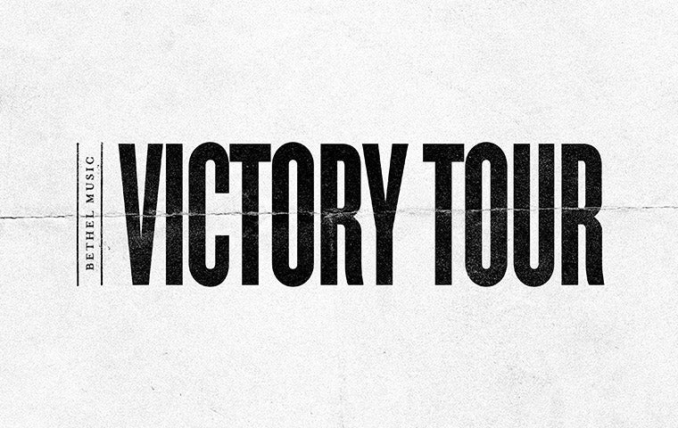 More Info for Bethel Music Victory Tour