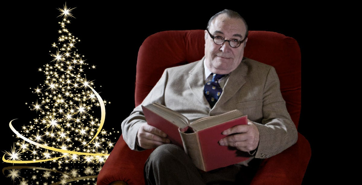 A Christmas with CS Lewis | TicketsWest