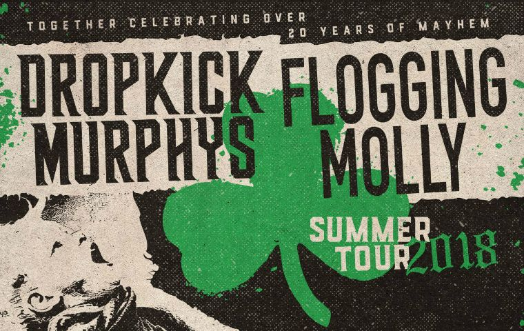 More Info for Dropkick Murphys and Flogging Molly