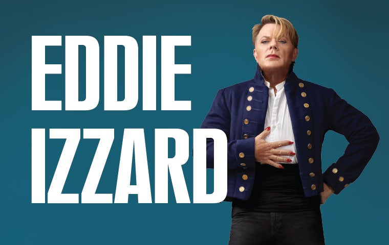More Info for Eddie Izzard