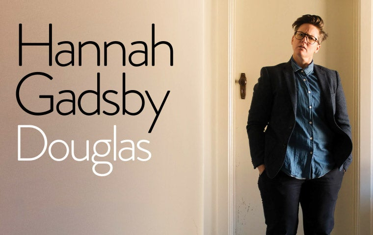 More Info for Hannah Gadsby