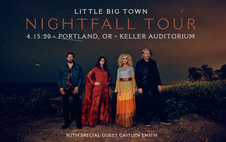 More Info for *Postponed* Little Big Town-Nightfall