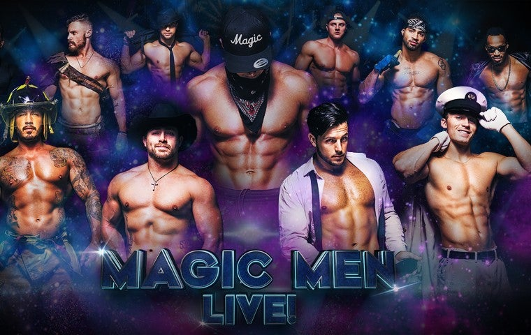 More Info for Magic Men Live!