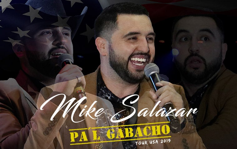 More Info for Mike Salazar