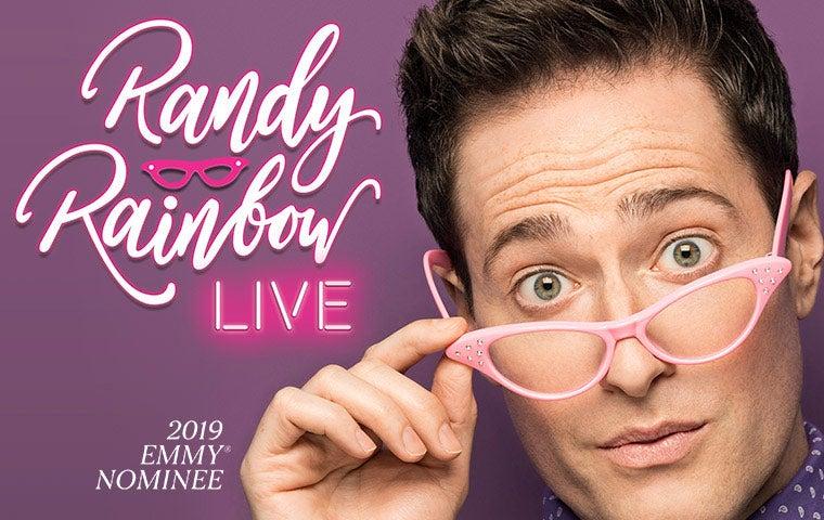 More Info for Randy Rainbow
