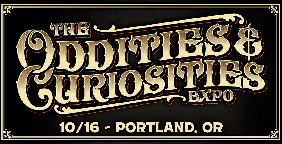 The Oddities & Curiosities Expo