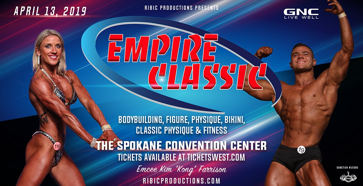 GNC Presents: The Empire Classic Fitness Expo