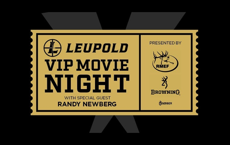 More Info for Leupold's VIP Movie Night